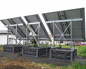 産業用太陽光発電 北海道 更別