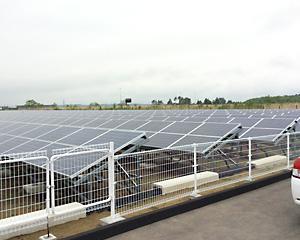 産業用太陽光発電 青森県八戸市