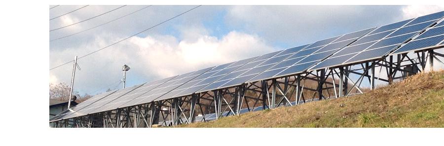太陽光 架台