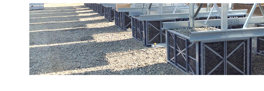 太陽光 架台設置