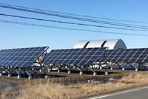 産業用太陽光発電 北海道 浜中町 案件2