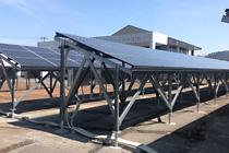 産業用太陽光発電 新潟県新発田市