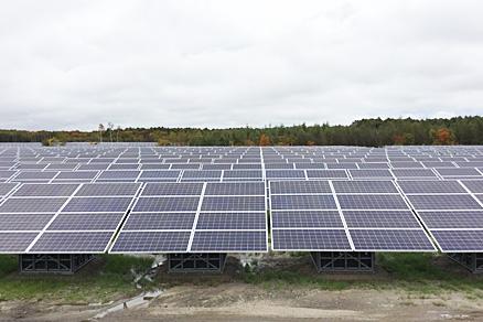 産業用太陽光発電 北海道