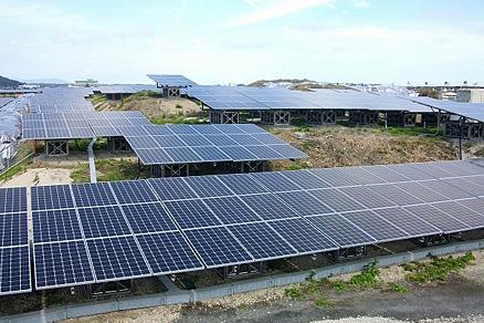 産業用太陽光発電 茨城県