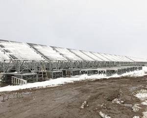産業用太陽光発電 北海道 石狩