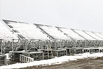 産業用太陽光発電 北海道 石狩市