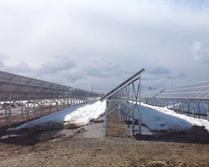 産業用太陽光発電 北海道 札幌市 北区