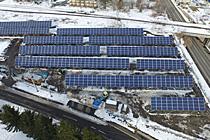 産業用太陽光発電 北海道 北見市留辺蘂町