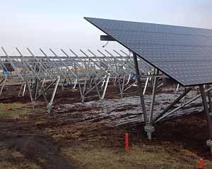 十勝太陽光メガソーラー設置